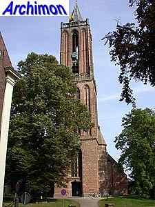 Amerongen (U): reformed church or Andrieskerk