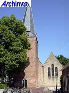 Doorn (U): reformed church or Maartenskerk