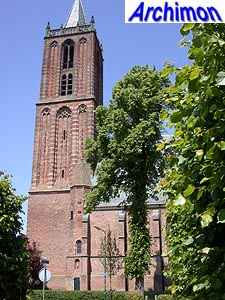 Eemnes-Buiten (U): reformed church or Nicolaaskerk