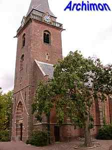 Harmelen (U): reformed church