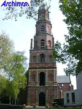 Ijsselstein (U): reformed church