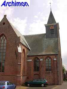 Lopik (U): reformed church