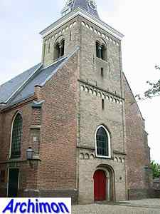 Maarssen (U): reformed church
