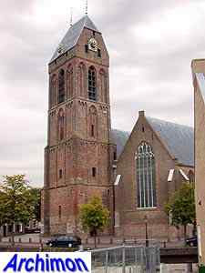 Oudewater (U): reformed church or St. Michael
