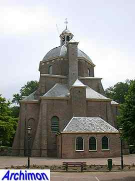 Renswoude (U): reformed church (Jacob van Campen, 1639-1641)