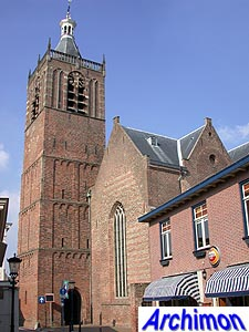 Vianen (U): reformed church