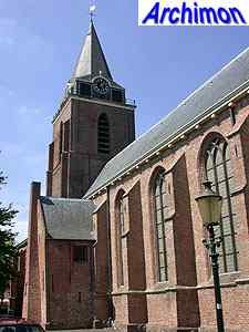 Woerden (U): reformed church or St. Petrus