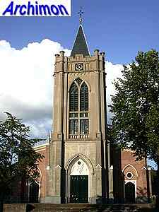 Zeist (U): reformed church (N.J. Kamperdijk, 1841-1843)